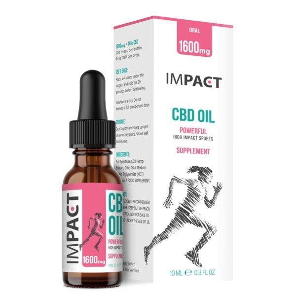 Buy Impact CBD Oil for Women