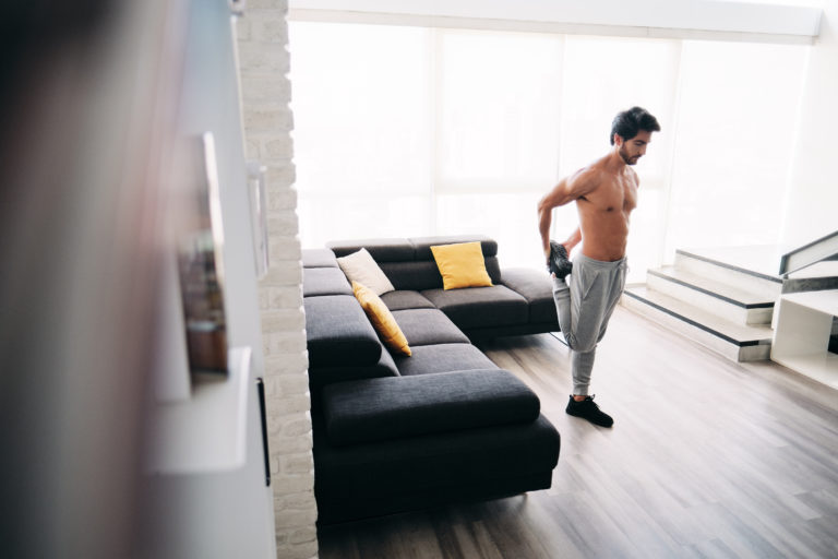 Effective Workout Routines From Home