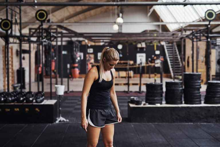 Working out improves bran activity